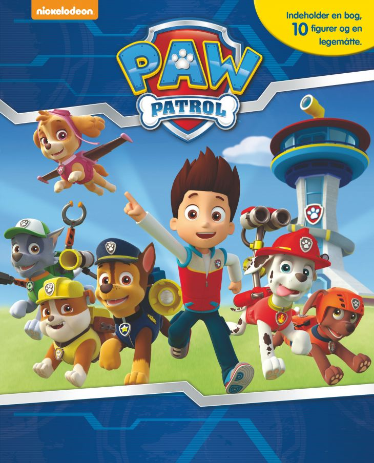 Busy Book Paw Patrol